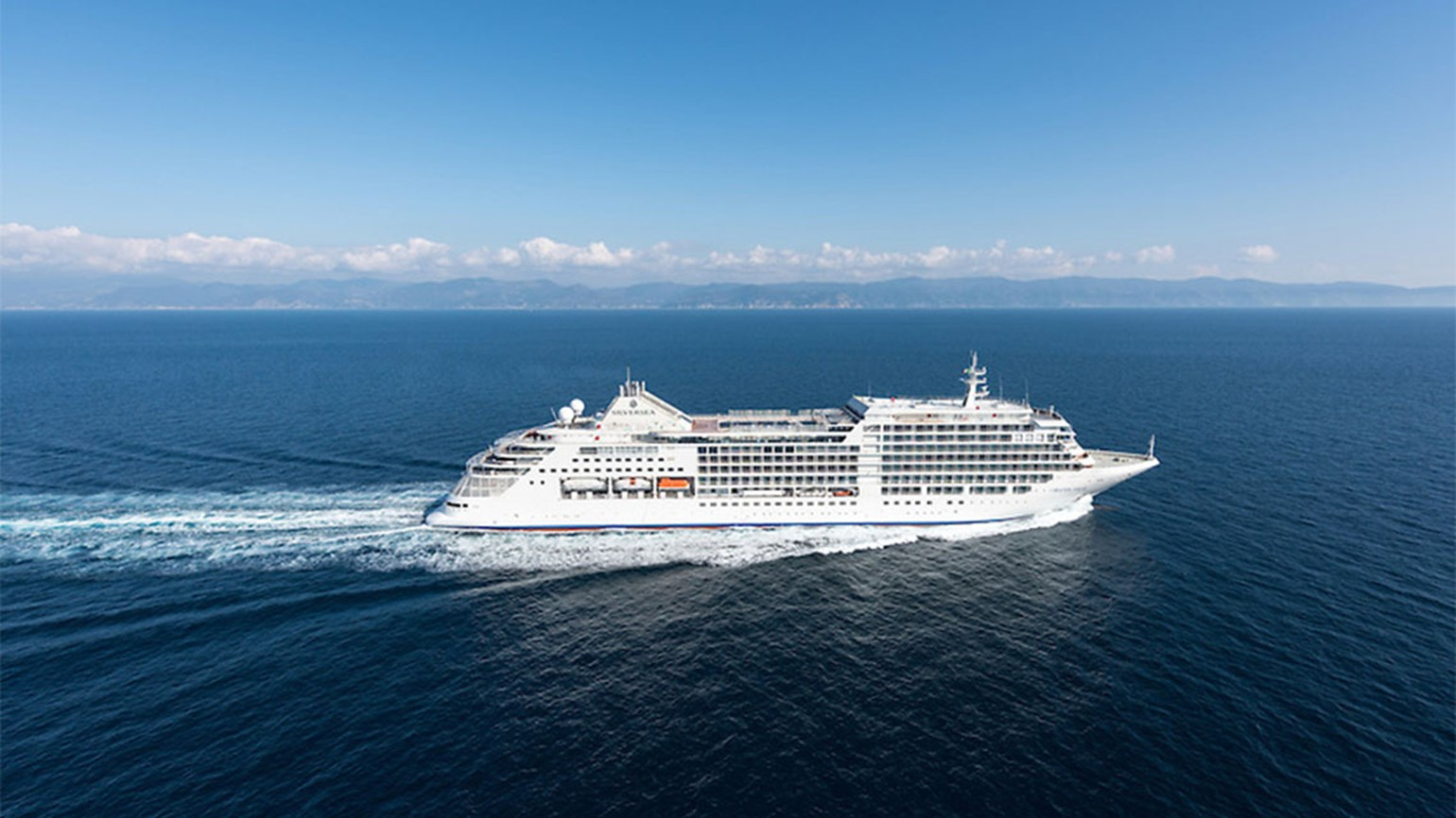 Silversea orders ship, to be called Silver Moon