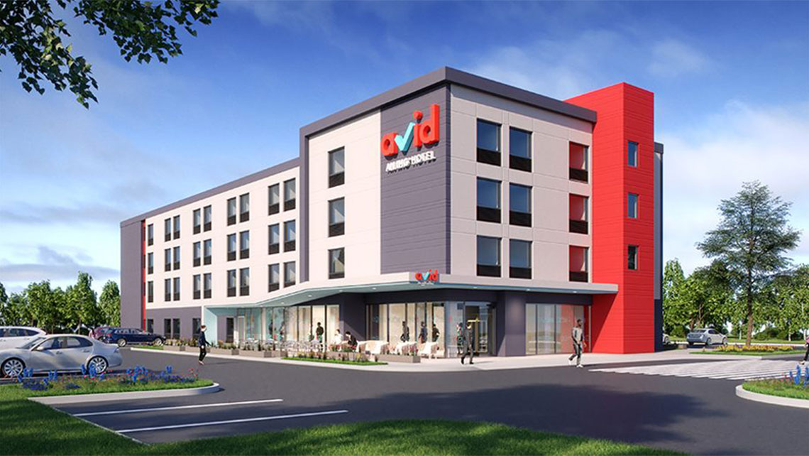 Ihg Names New Midscale Brand Avid Hotels