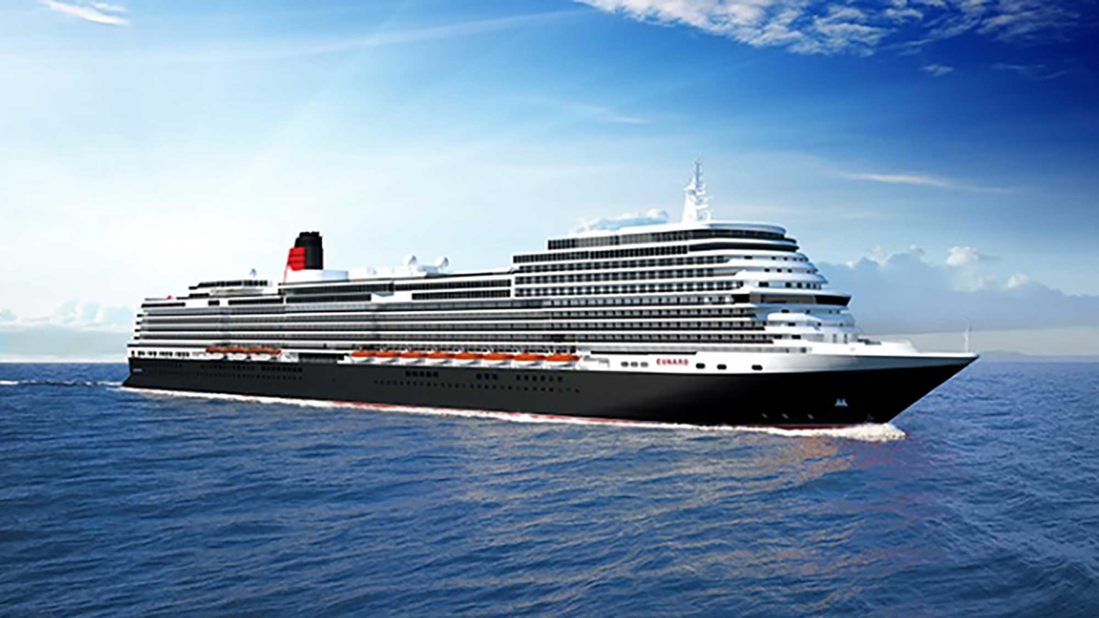 Cunard getting new ship