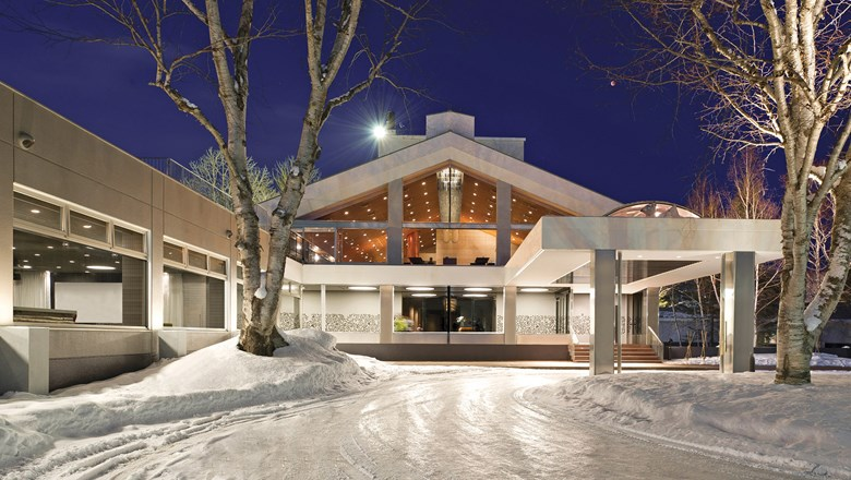 The Green Leaf Niseko Village, nestled directly on Annupuri mountain, offers 200 rooms in total.