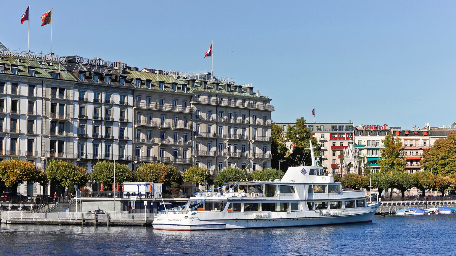 Ritz-Carlton brands classic Switzerland hotel