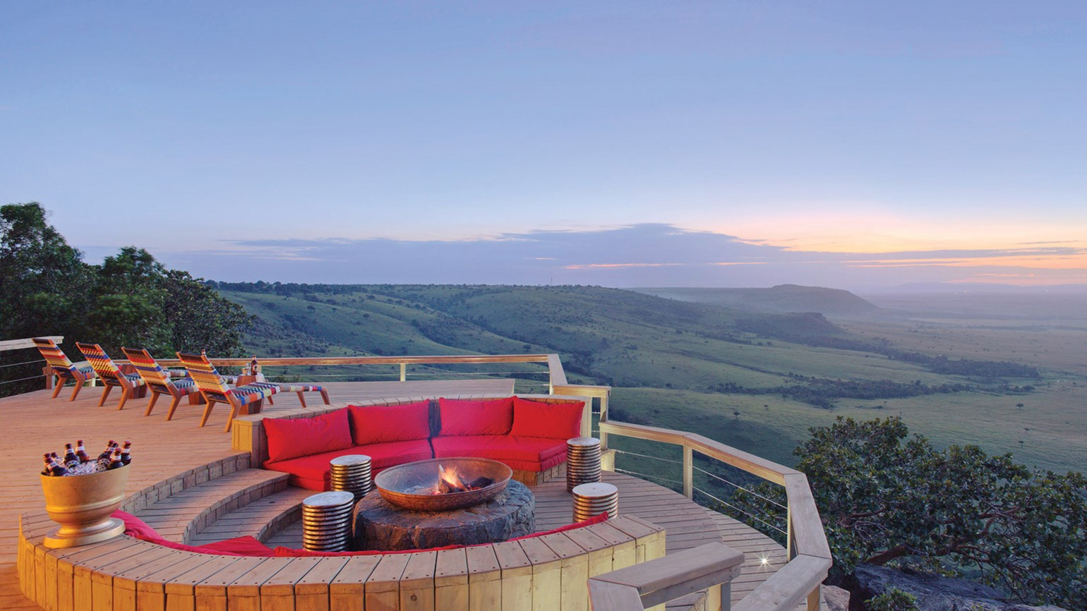 Kenya safari lodges, from rustic to refined