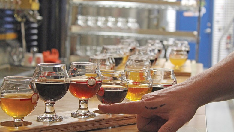 Anchorage-based Big Swig Tours specializes in excursions focused on beer and spirits.