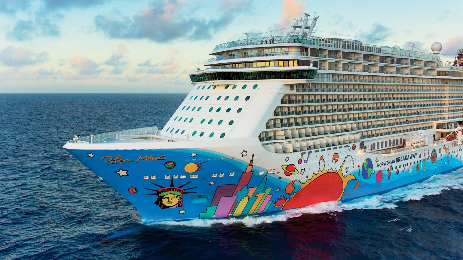 Norwegian Breakaway To Homeport In New Orleans Travel Weekly