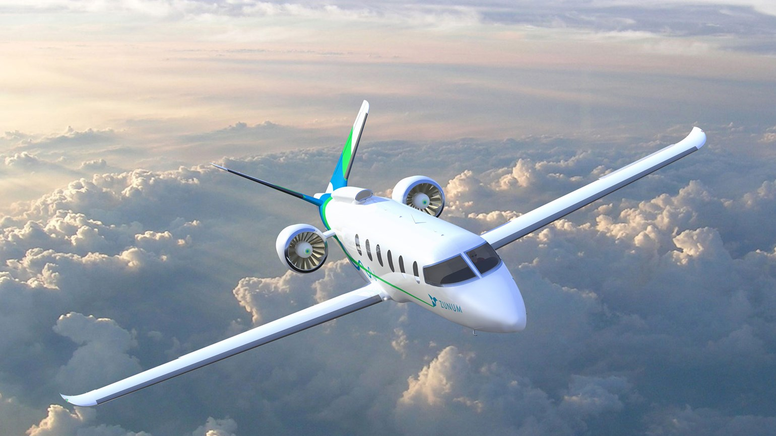 JetSuite to purchase Zunum Aero's hybrid-electric aircraft