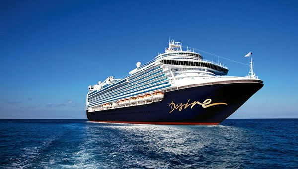 Original Group, the company that owns the Desire properties, has plans to launch a Desire cruise product.