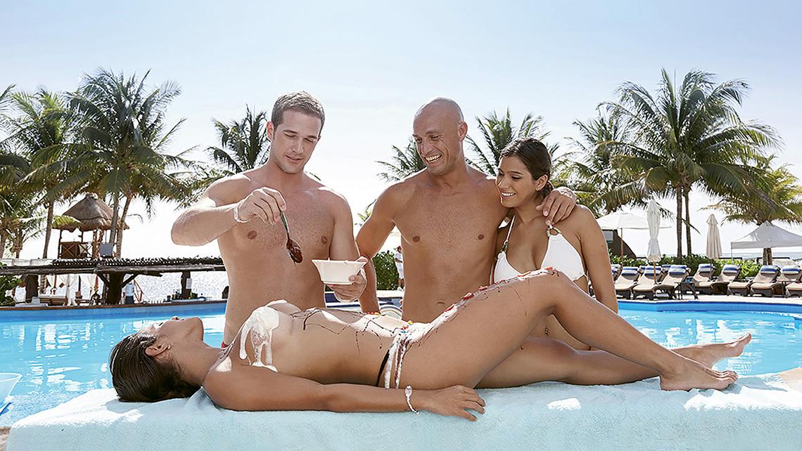 Desire resorts in puerto morelos, mexico