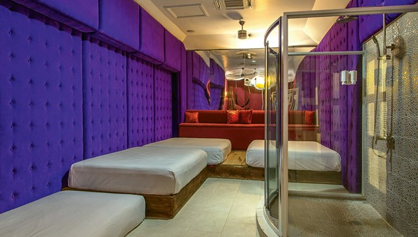 The Hedonism Playroom at Hedonism II.