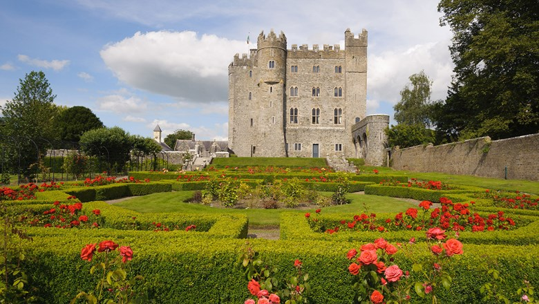 Following a five-year renovation, Kilkea Castle plans to open as a five-star property in early 2018.