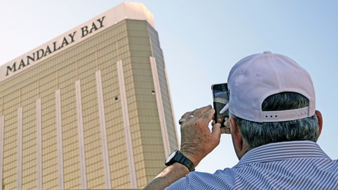 Vegas security experts ponder whether attack was preventable