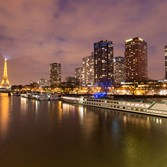 Paris river cruise, from $399