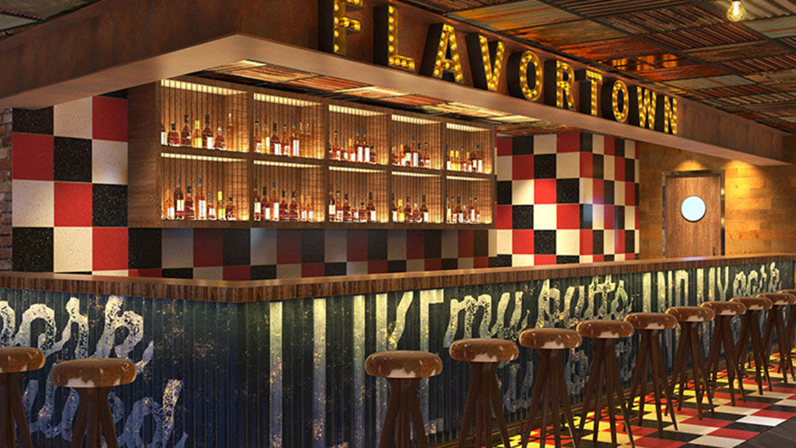 Guy Fieri Barbecue Joint To Be Specialty Restaurant On