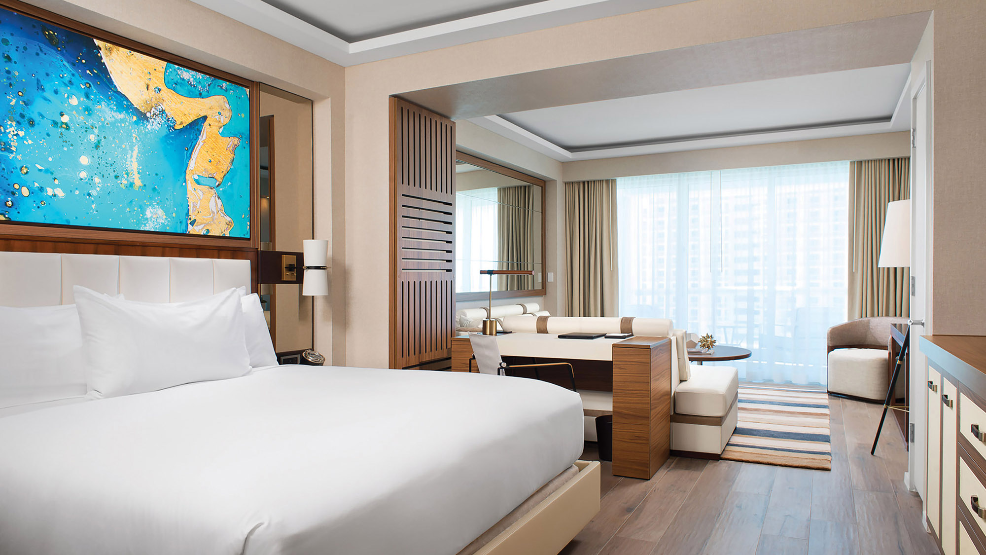 Conrad Fort Lauderdale Beach Promotes Grand Opening Offer