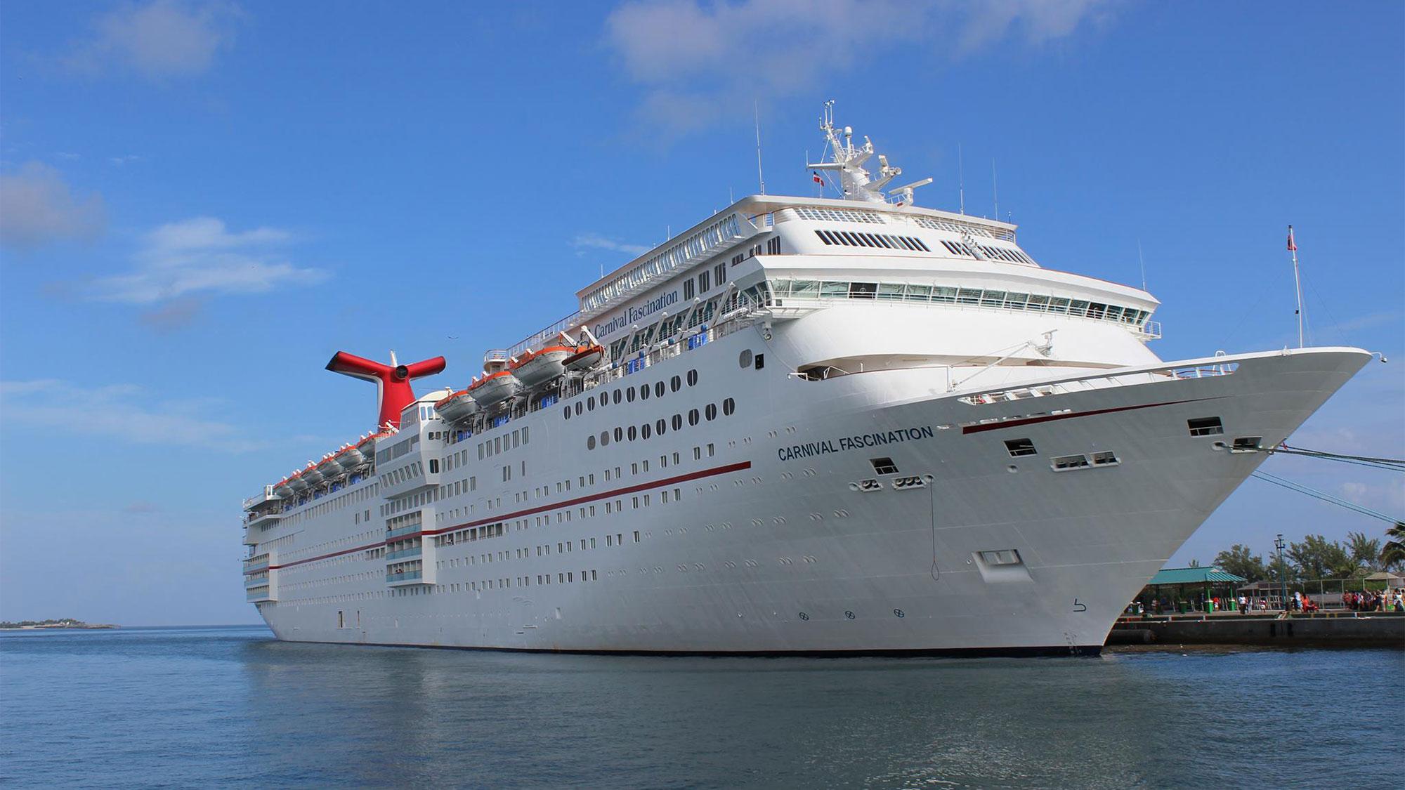 Carnival Fascination chartered to FEMA San Juan departures canceled
