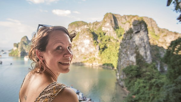 Intrepid Travel staffer Emily Kratzmann on the operator's solo-only, 10-day Vietnam Express tour.