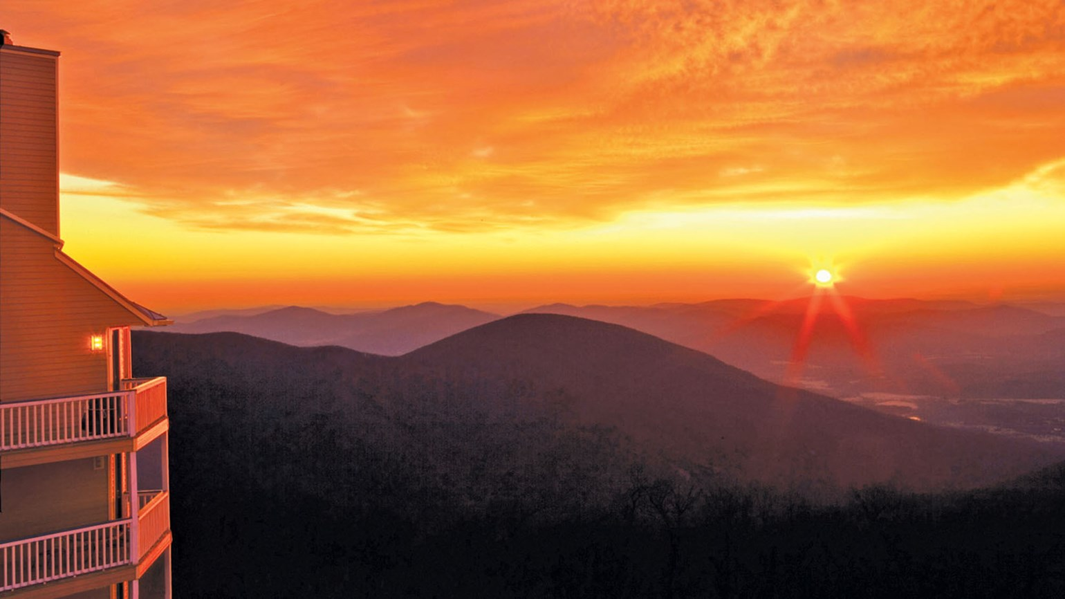 Virginia's Wintergreen Resort sets 'Mountaintop Romance' package