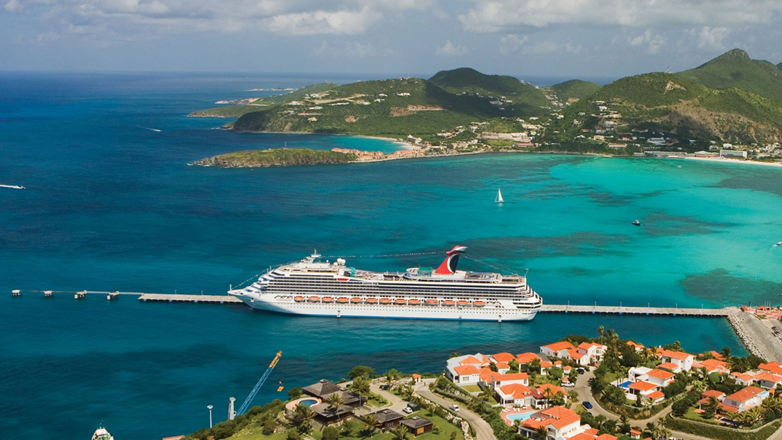 We're open: Trade organization promotes Caribbean cruising