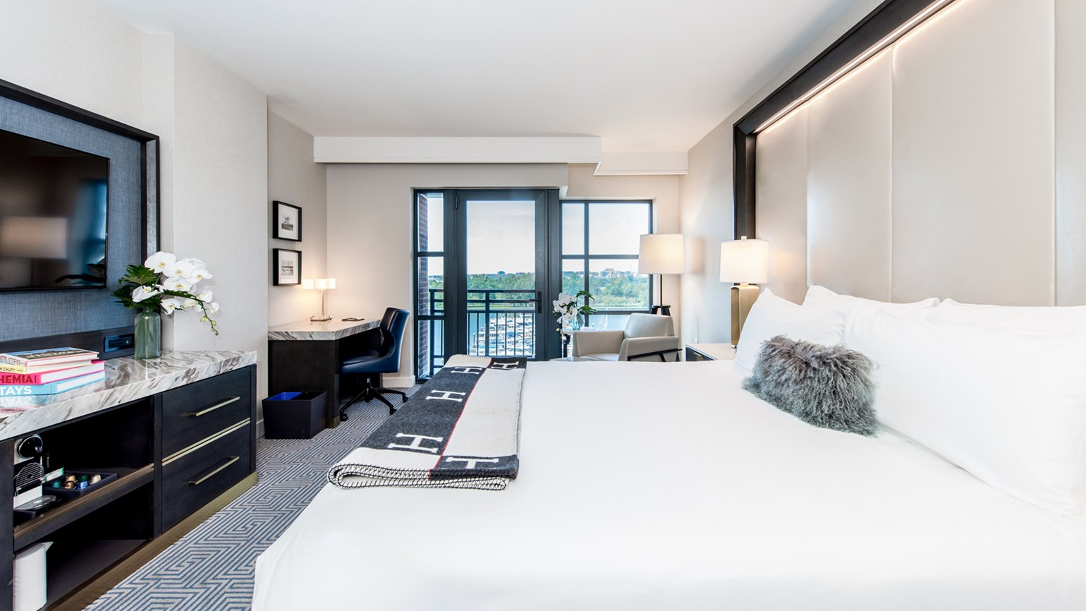 InterContinental opens in D.C.'s Wharf development