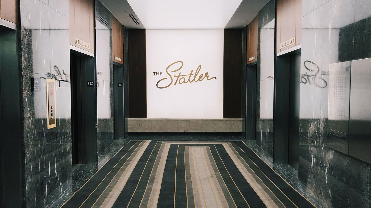 The Statler is back in Dallas