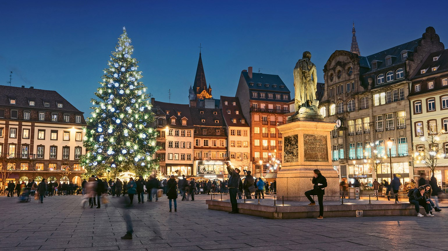 Sailing beyond Christmas markets on Europe's rivers