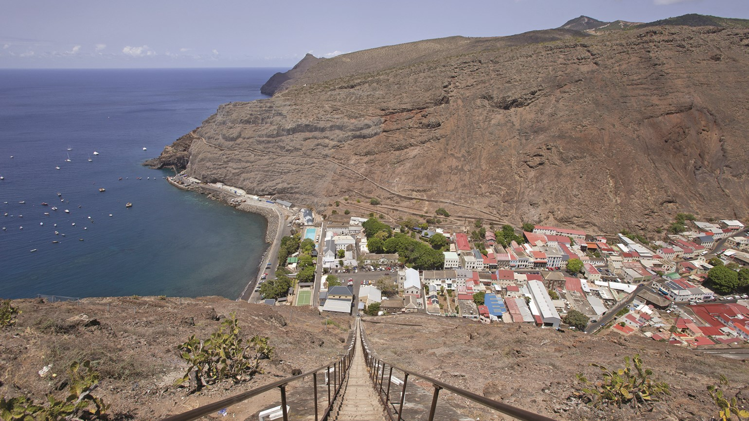 Explore the unexplored on St. Helena