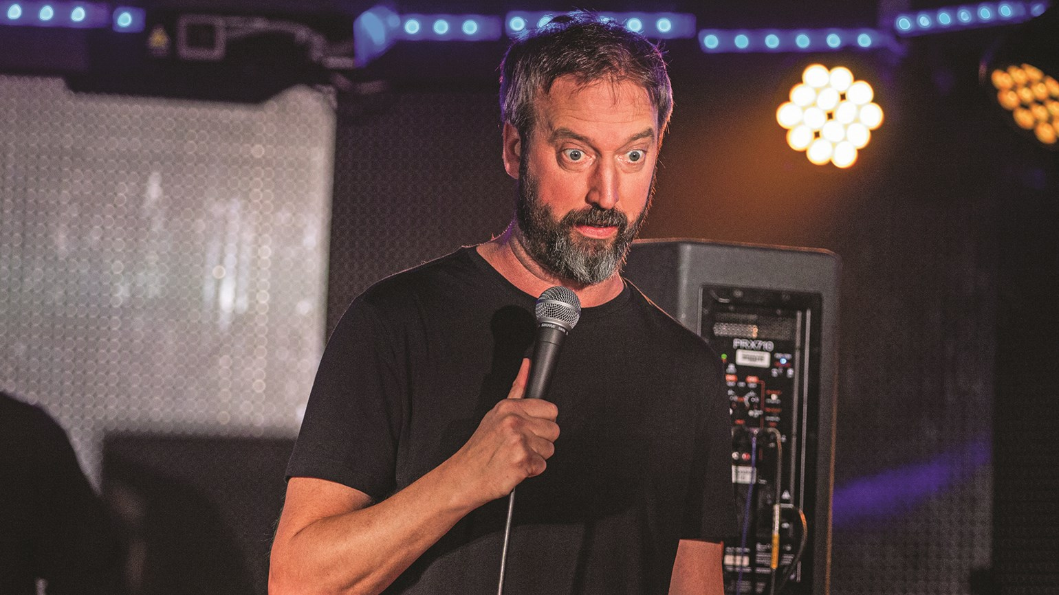 Comedian Tom Green books residency at Bally's
