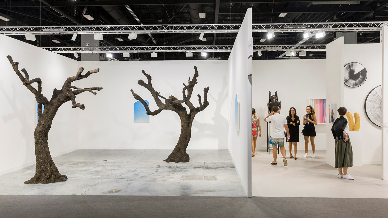 Art Basel turns Miami into one big artist colony