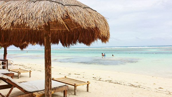 Costa Maya in Quintana Roo has limited accessibility, which makes it more pristine and private for beachgoers.