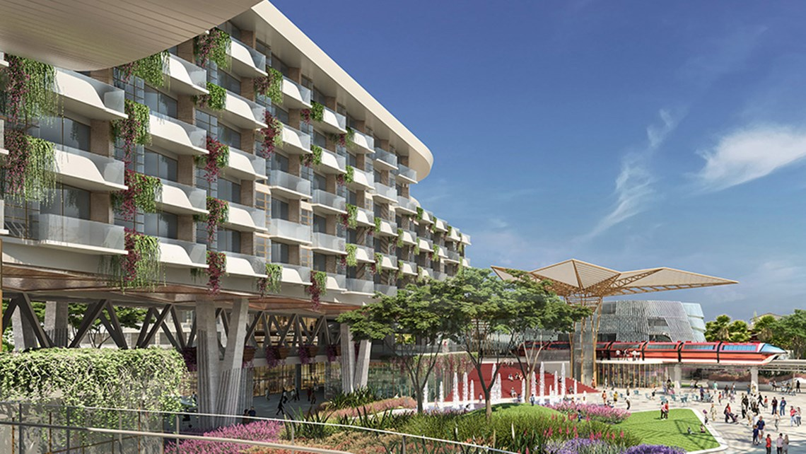 Disney puts luxury hotel plan on hold in feud with Anaheim