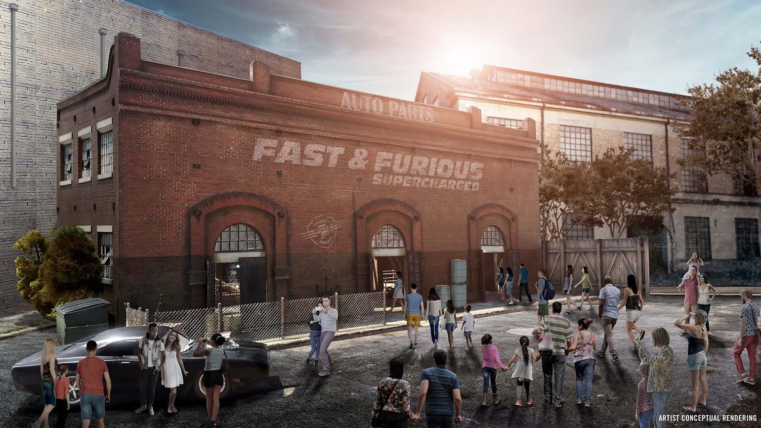 Fast & Furious attraction to open at Universal Orlando in spring
