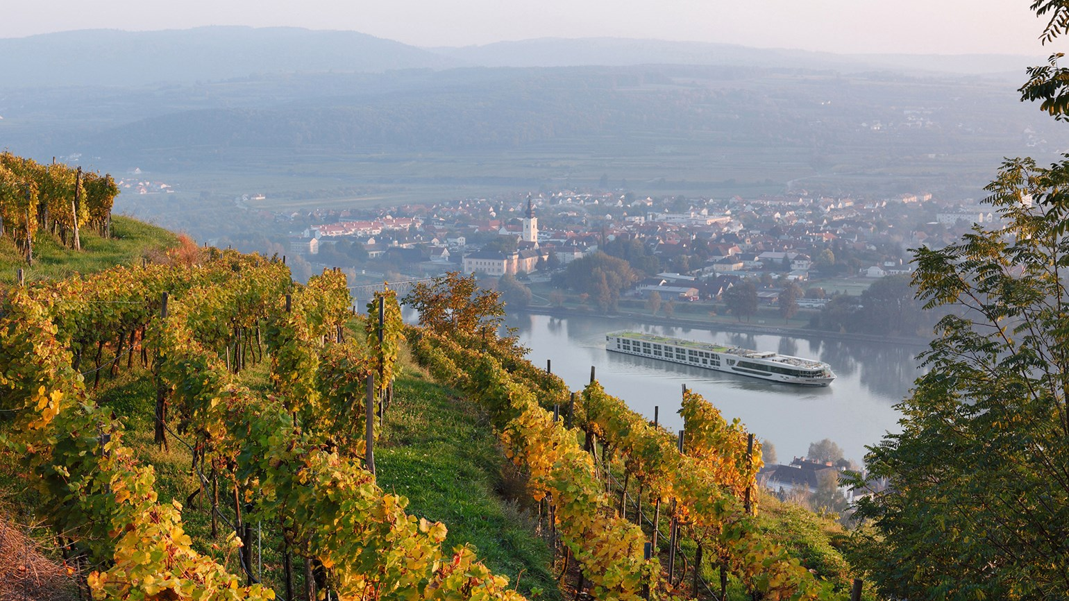 National Geographic brands river cruises