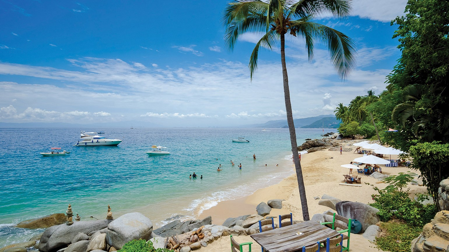 Four beach spots for those seeking seclusion