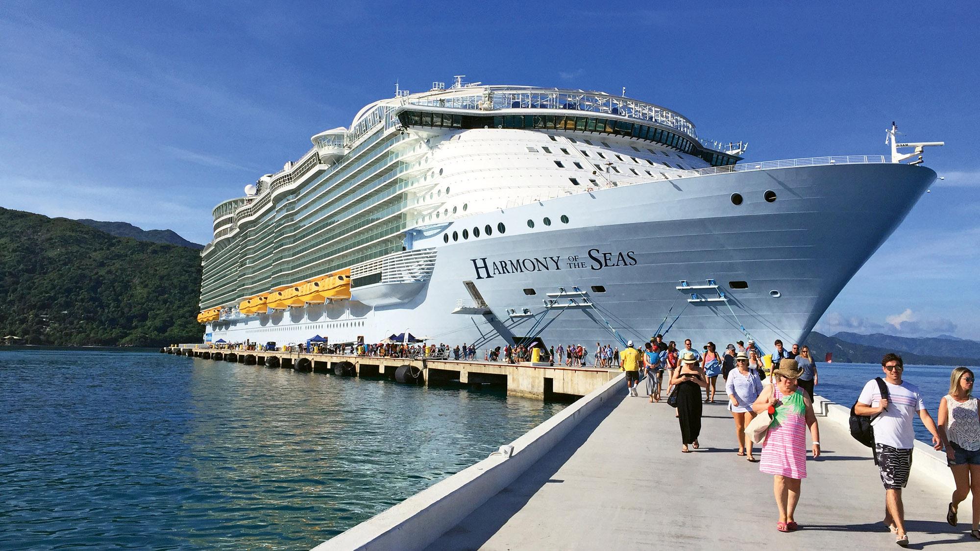 Contrasting Calls On Royal Caribbean Sailing Travel Weekly