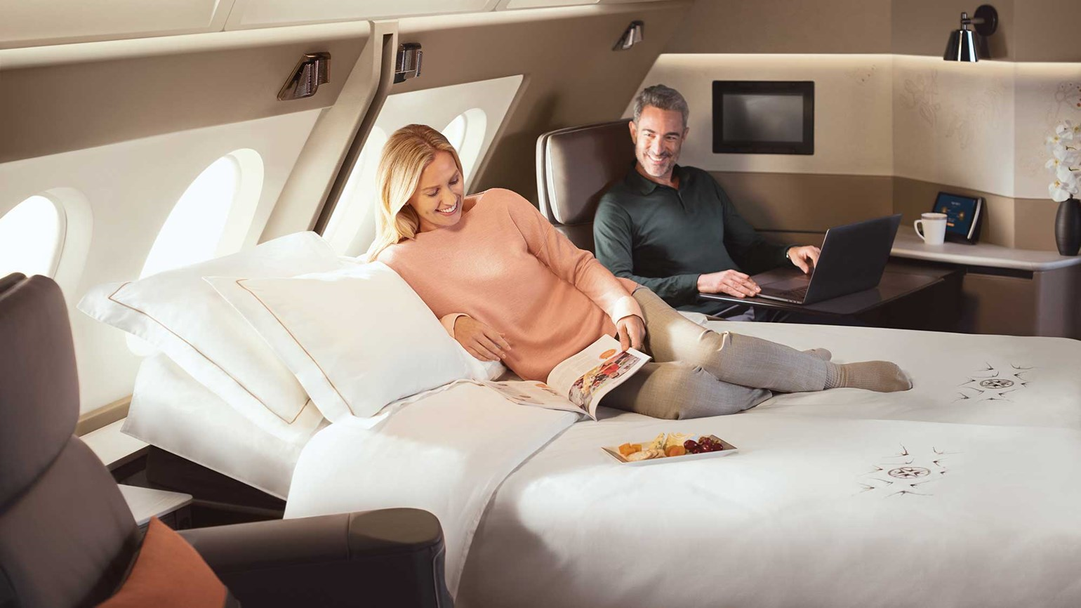 Singapore Airlines rolling out first-class suites on A380
