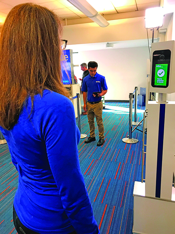 Biometrics Facial Recognition Tech Coming To An Airport Near You