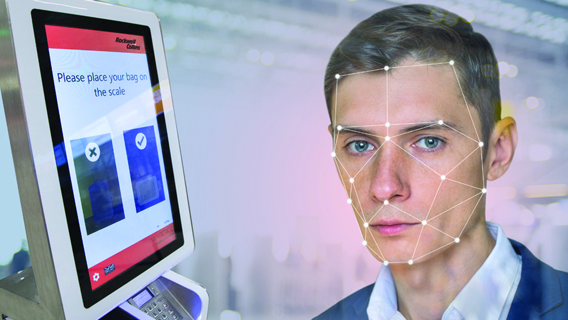 JetBlue's project with Customs and Border Protection is not the only facial recognition system undergoing airport trials. Avionics company Rockwell Collins, which provided the image at right illustrating how the technology works, has a biometric system that logs a traveler's identity. The company is trying out the tech at four undisclosed airports.