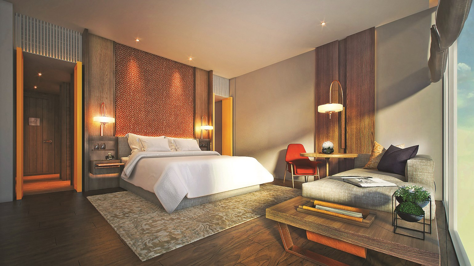 Andaz Hotel Opens In Singapore Travel Weekly