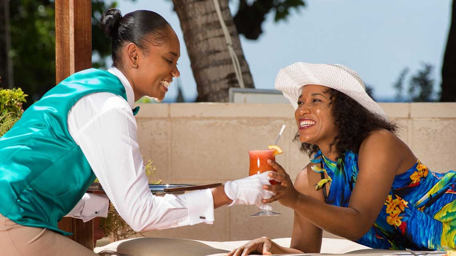 Hilton Barbados introduces butler service