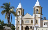 The Mission of San Jose del Cabo Anuiti dates to 1730.