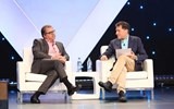 ''We don't like to be copy cats,'' said Frank Del Rio, president and CEO of Norwegian Cruise Line Holdings, during CruiseWorld's opening CEO Conversation, conducted by Travel Weekly editor in chief Arnie Weissmann.