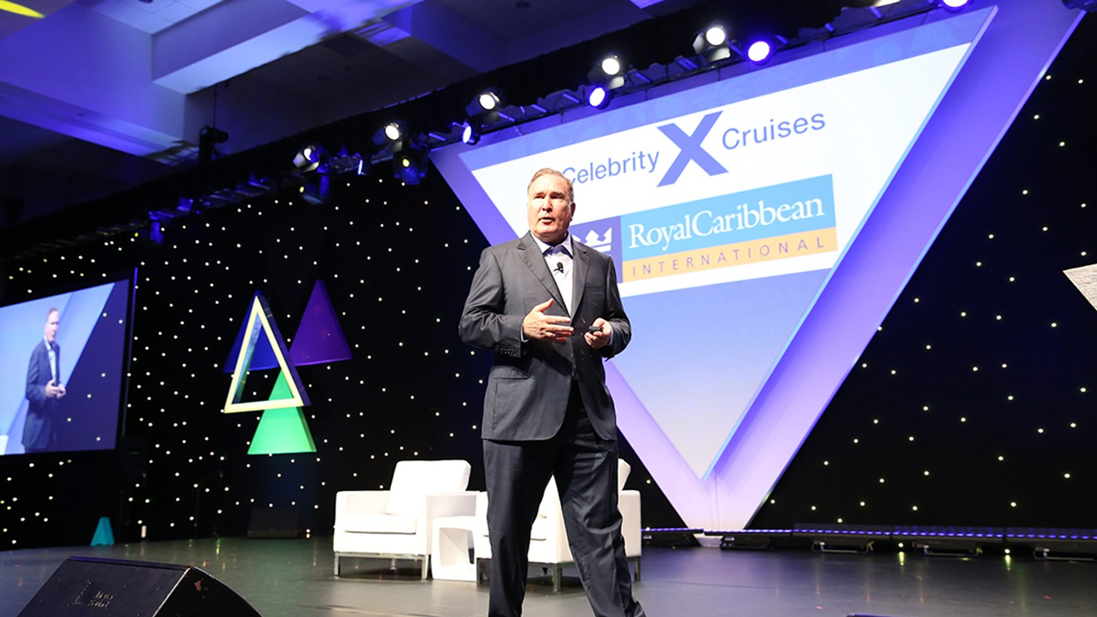 Personalize your vacation? Richard Fain says cruising will deliver