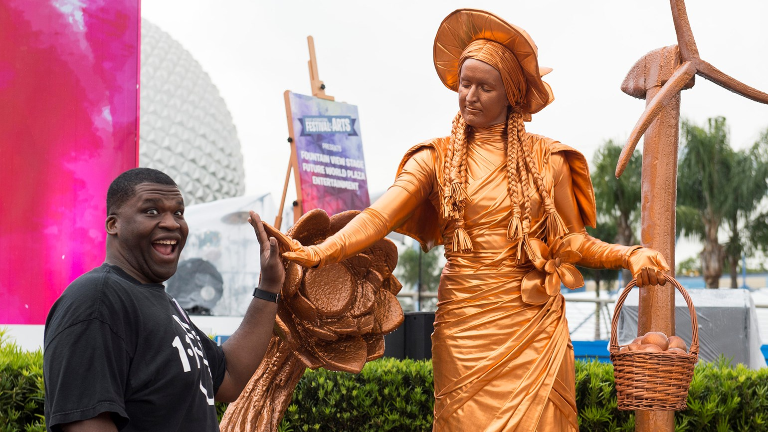 Epcot to host second annual arts festival