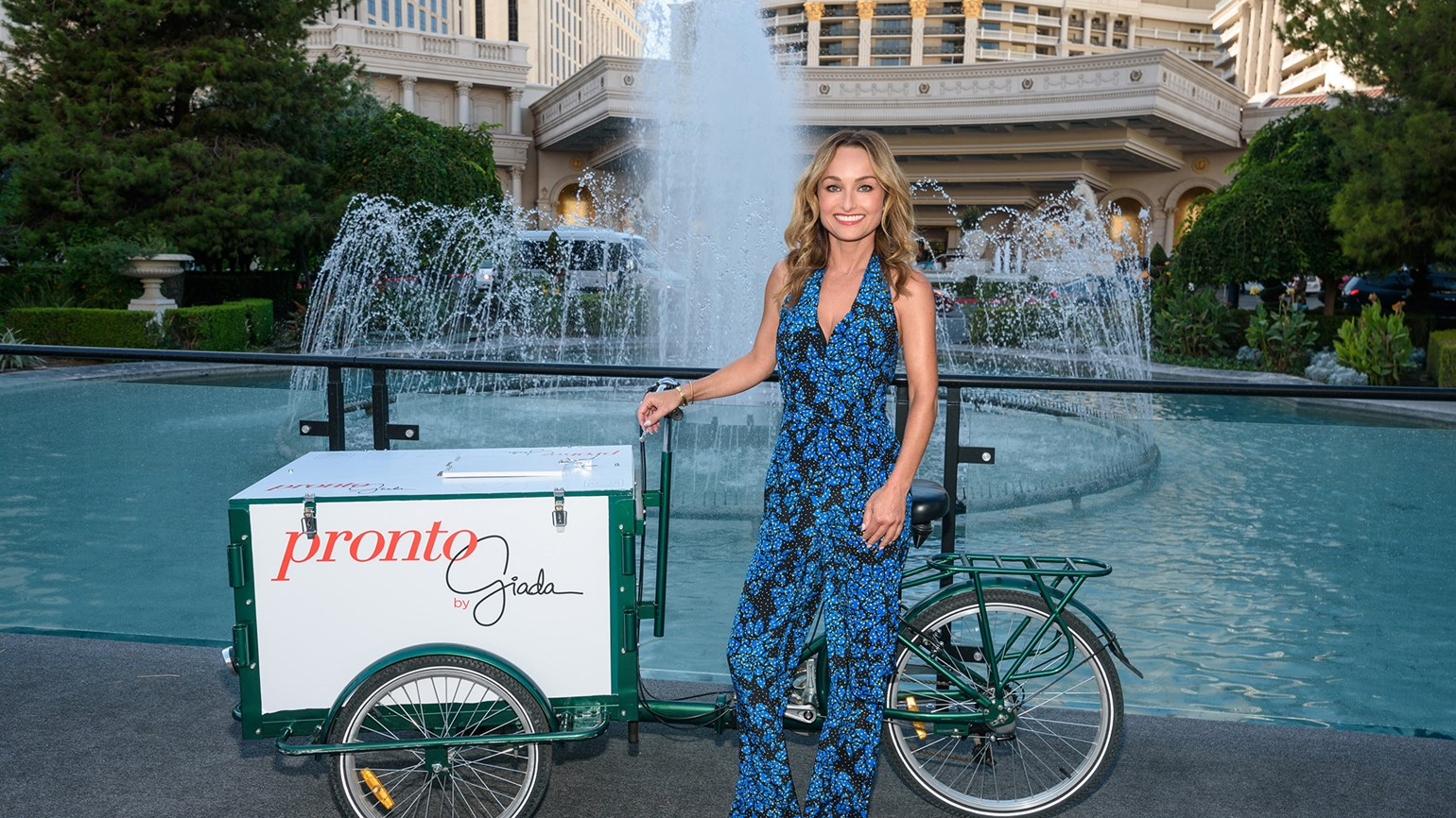 A second helping of Giada: Pronto coming to Caesars Palace