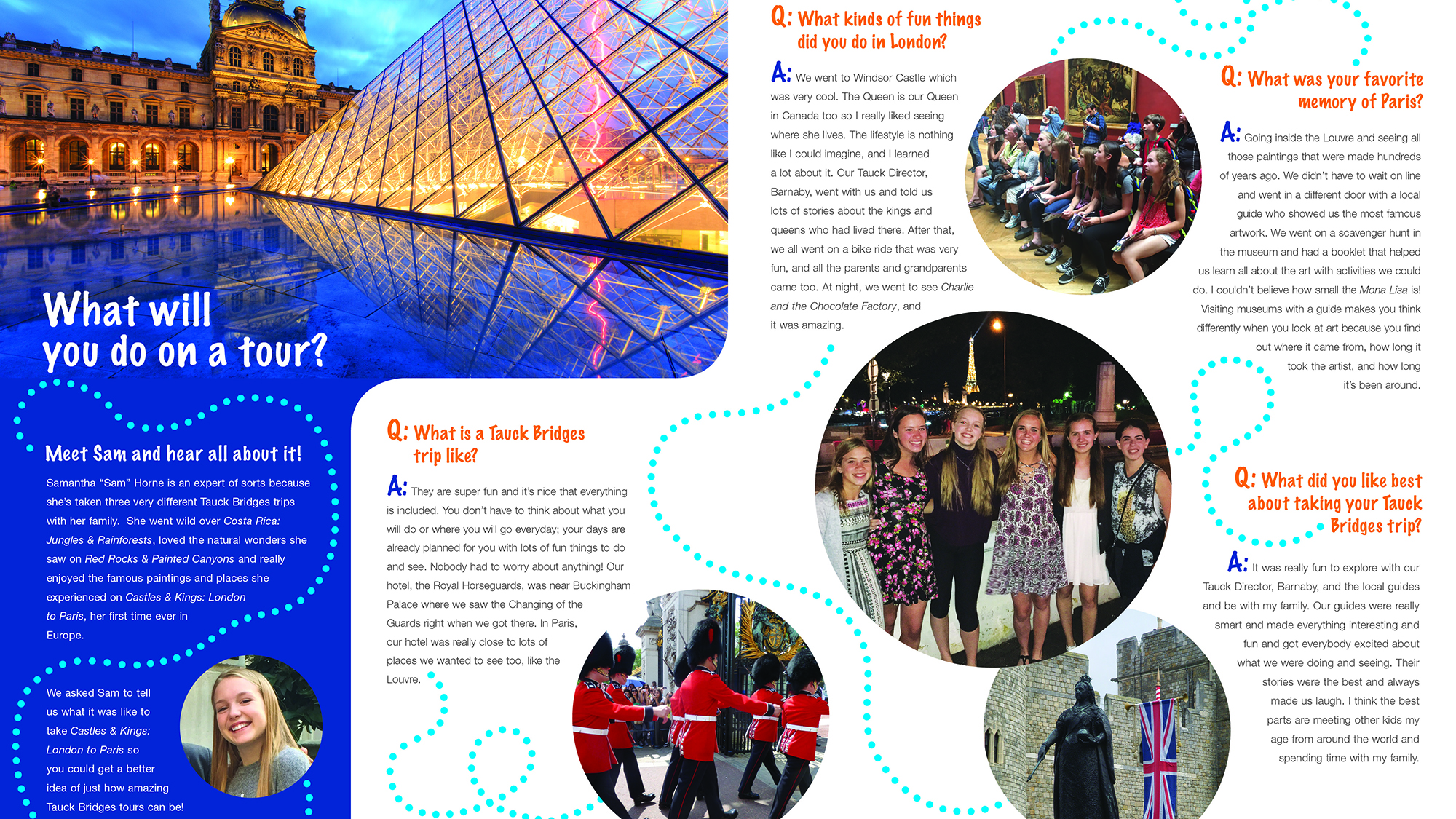 Tauck Produces Brochure Just For Kids Travel Weekly