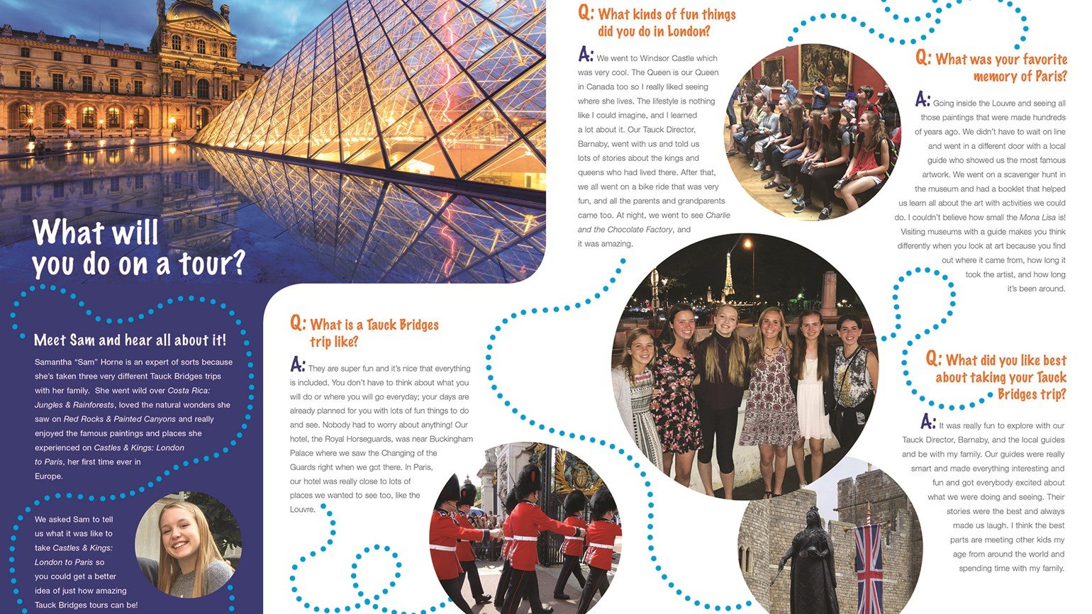 Tauck produces brochure just for kids: Travel Weekly