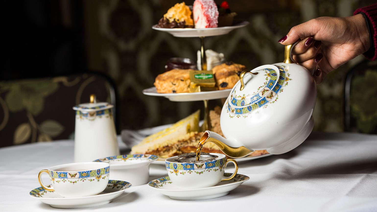 Ri Ra Las Vegas expands its afternoon tea experience
