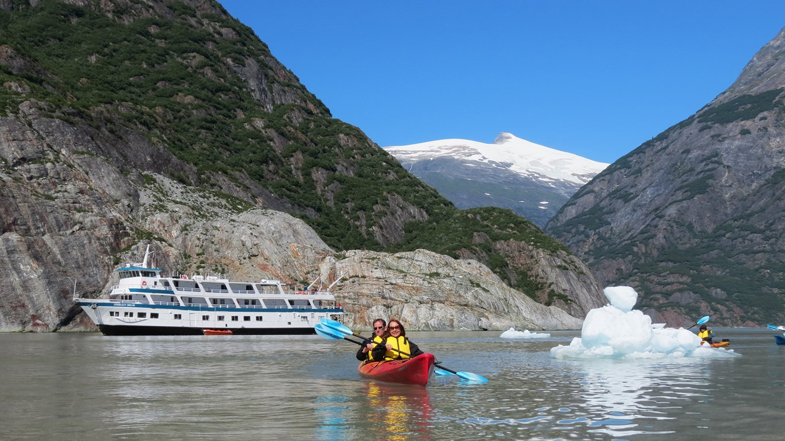 The latest from Alaskan Dream Cruises