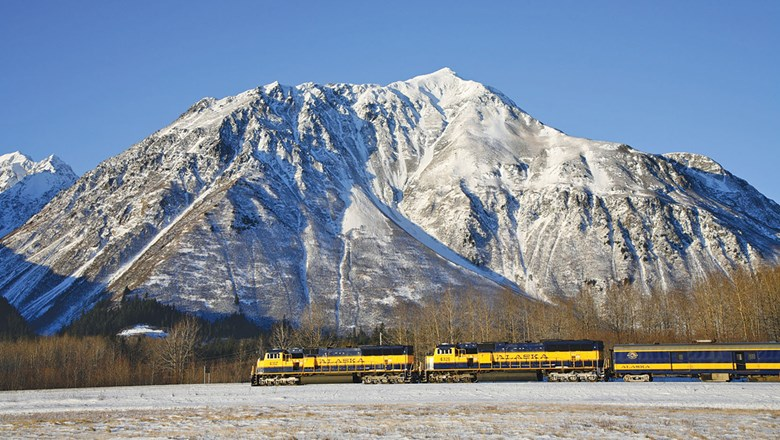 The Alaska Railroad has expanded this season's Aurora Winter Train service.