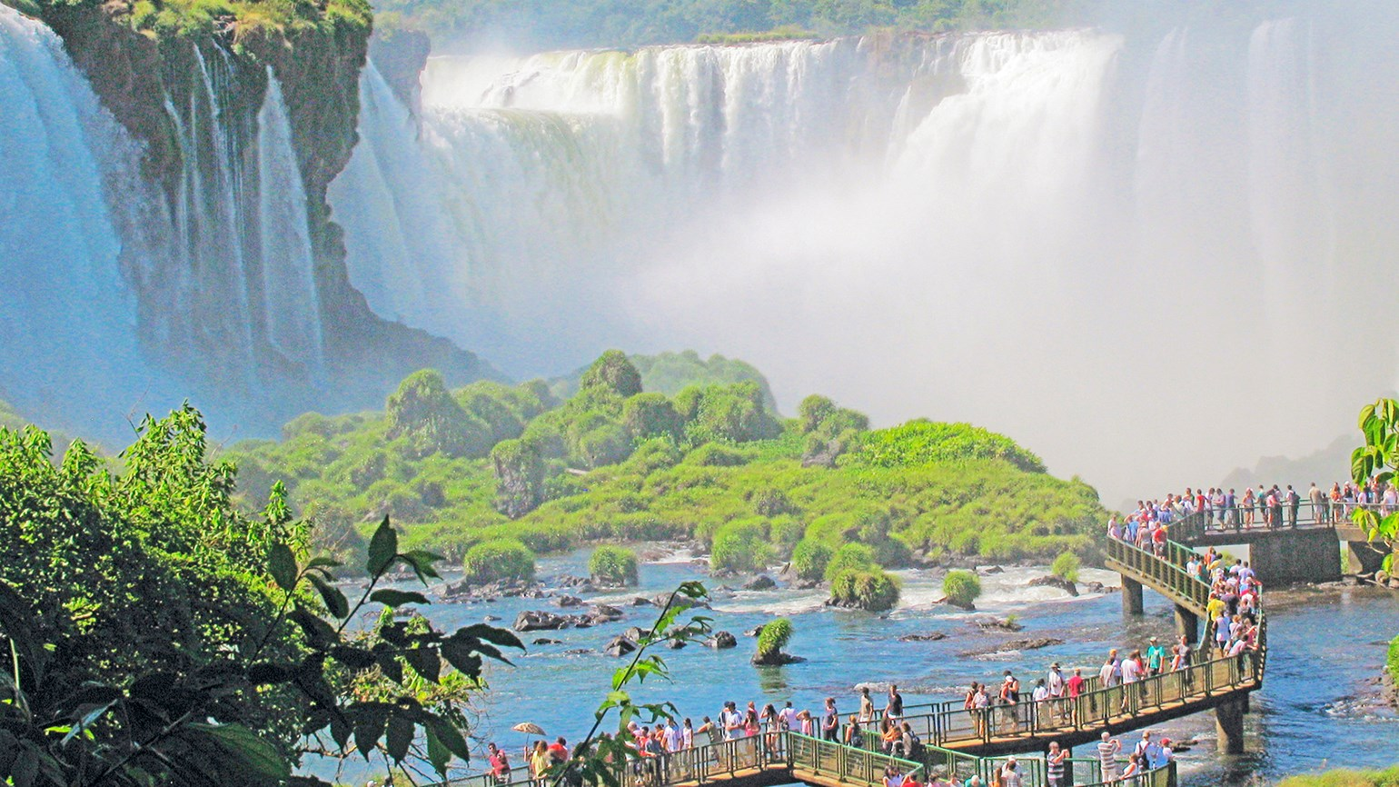 Argentina and Brazil tour from $1999