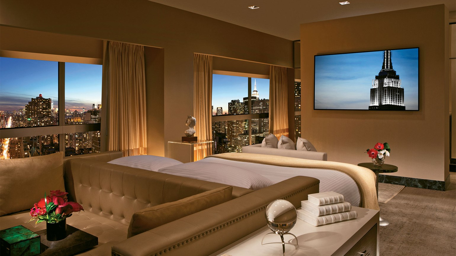 With Waldorf Closed Hilton Boosts Luxe Hotel Holdings In